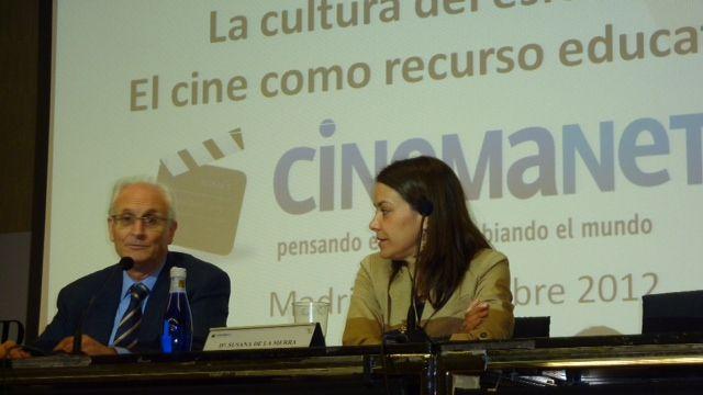 Susana de la Sierra en Cinemanet