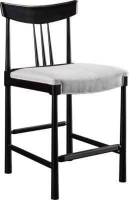 karlis counter stool from the hable for hickory chair collection by
