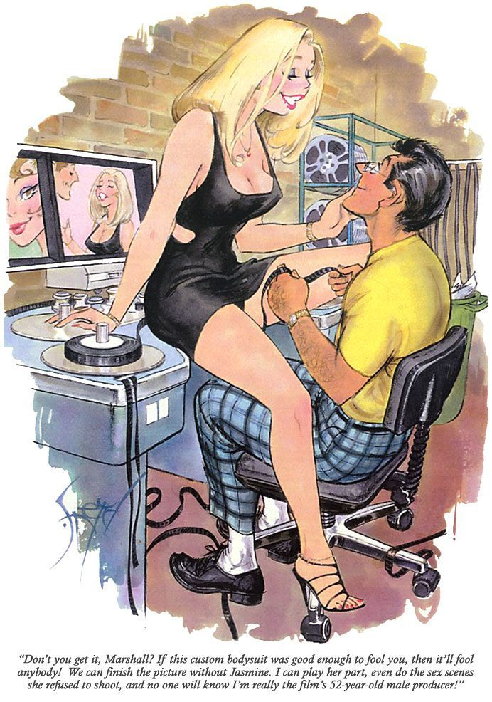 Erotic illustrated swinger stories-8965