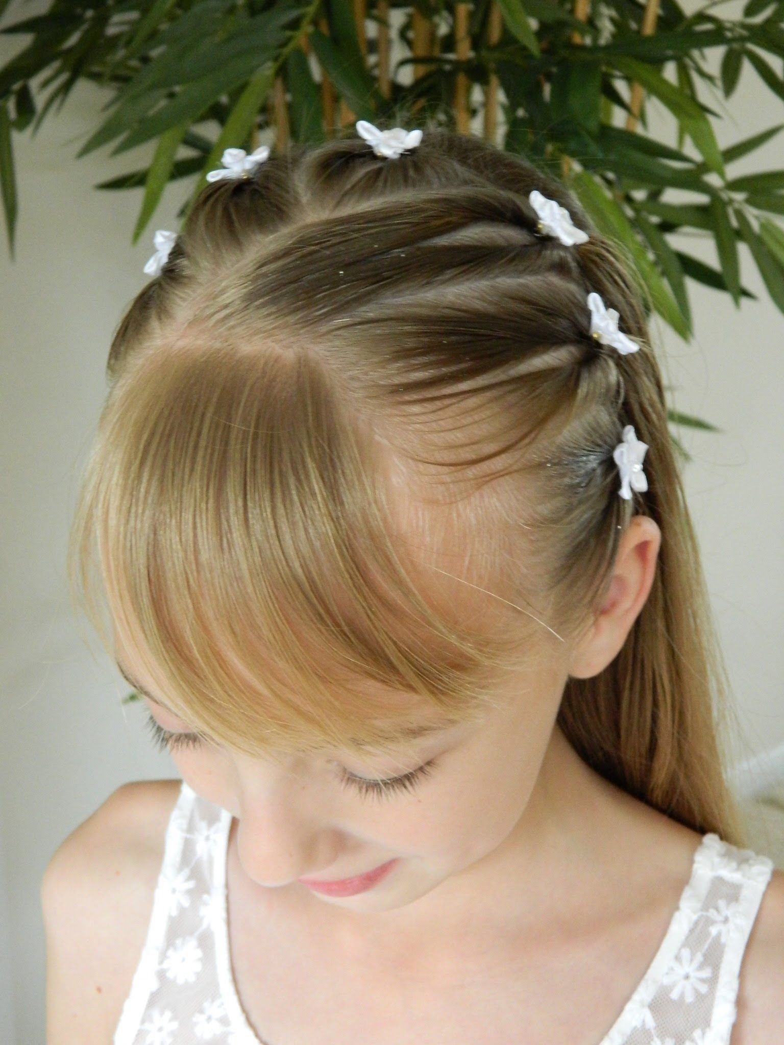 Best 25  First communion hair ideas on Pinterest | Communion ...