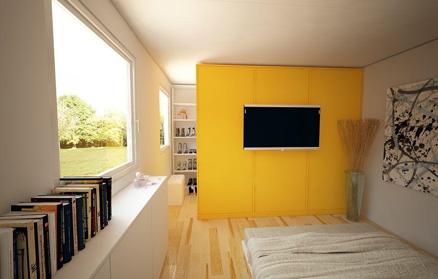 Raumteiler Schlafzimmer ~ Begehbarer kleiderschrank im schlafzimmer raumteiler g