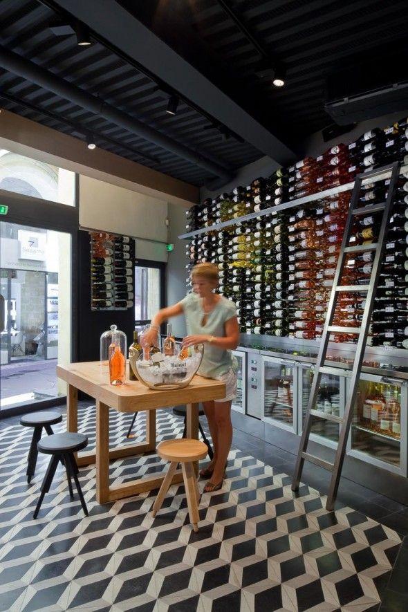 Fromagerie Aix En Provence Vincent Coste Design Studio Et Associes