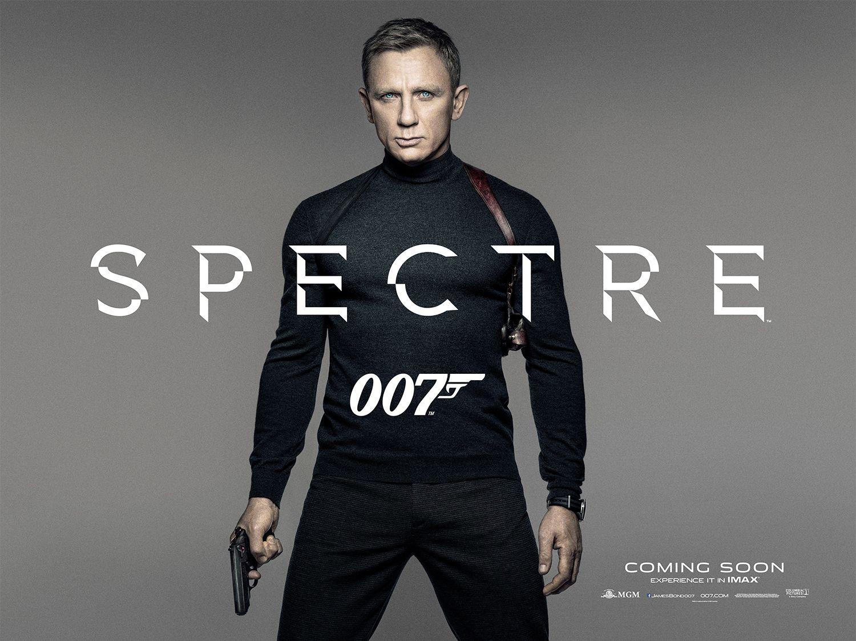The Official James Bond 007 Website Spectre Teaser Poster