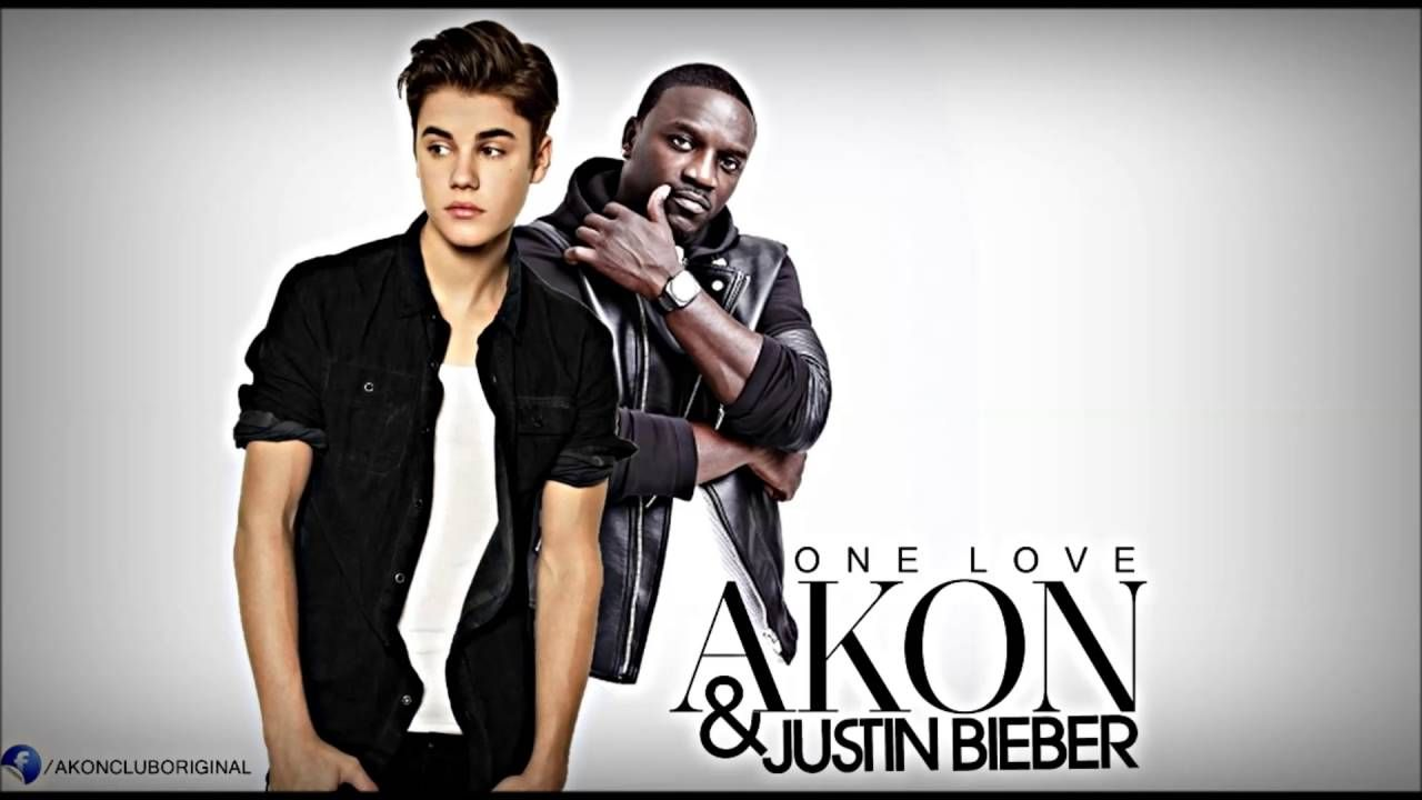 Akon One Love Feat Justin Bieber Official Audio With