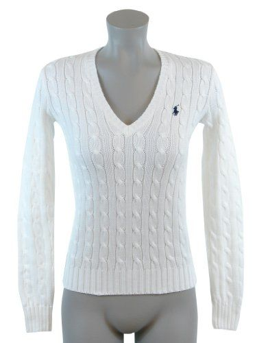 Women's White Cable Knit Sweaters | Items For Sale | Pinterest ...