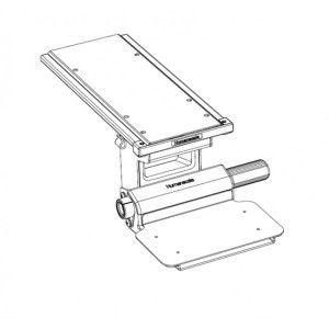 Humanscale 6FB Keyboard Tray Arm