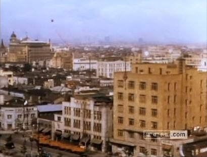 【カラーで見る昭和10年頃の東京】本当に80年前!?と驚く超鮮明な貴重映像 - いまトピ