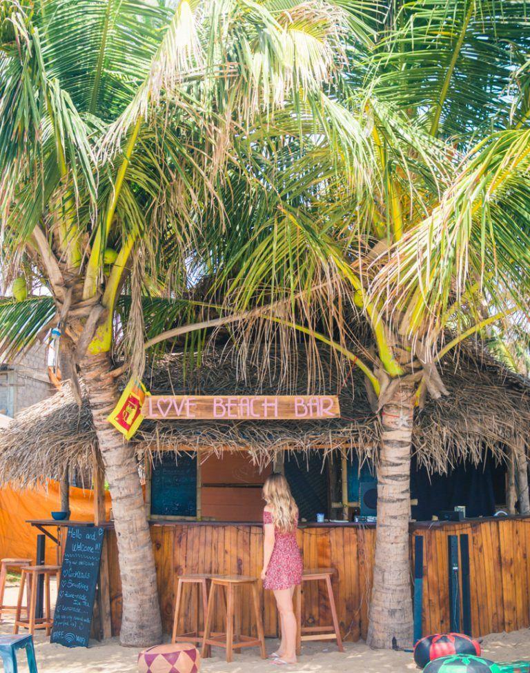 The Best Arugam Bay Restaurants Hotels Love Beach Bar Sri Lanka