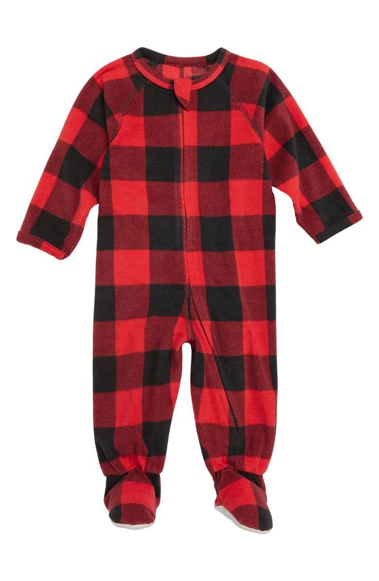 Plaid One Piece Pajamas Baby Ropa Bebe Ropa Y Delgado