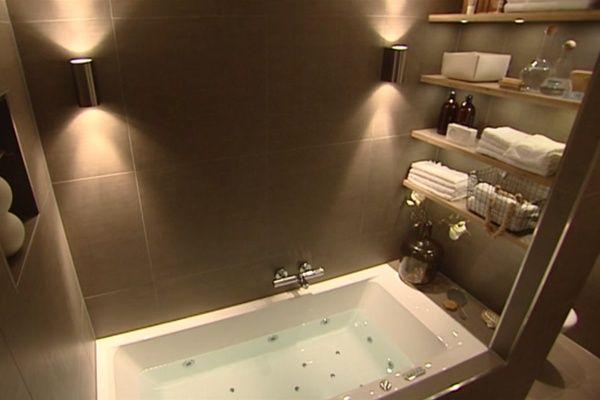 Stoere relax badkamer | Eigen Huis & Tuin | Home Interior Designs ...