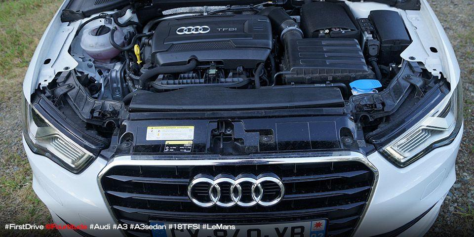Driven 2014 Audi A3 1 8 Tfsi S Line Berline In Le Mans France Fourtitude Com Audi Audi A3 Le Mans