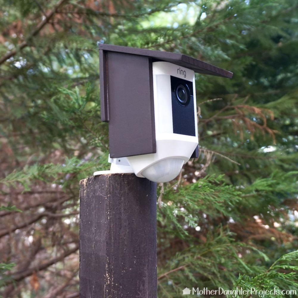 how to make a birdhouse slipcover for a outdoor security camera rh pinterest com make a birdhouse in your soul make a birdhouse with seeds