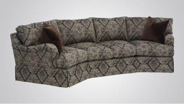 4000 Alternatives Angle Sofa By Burton James Heritage Furniture Outlet