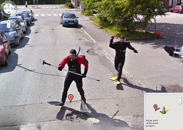 27 Times Google Street View Summed Up The Ridiculousness Of