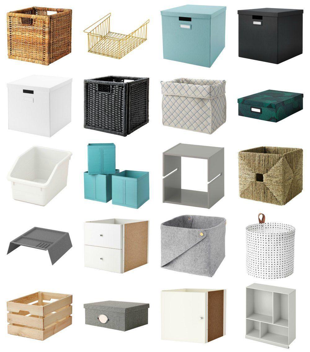 Kallax Storage Options Kallax Ikea Patio Decorating Ideas On A