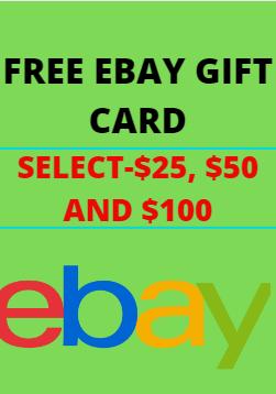 Free Ebay Gift Card Gift Card Generator Ebay Gift Walmart Gift Cards