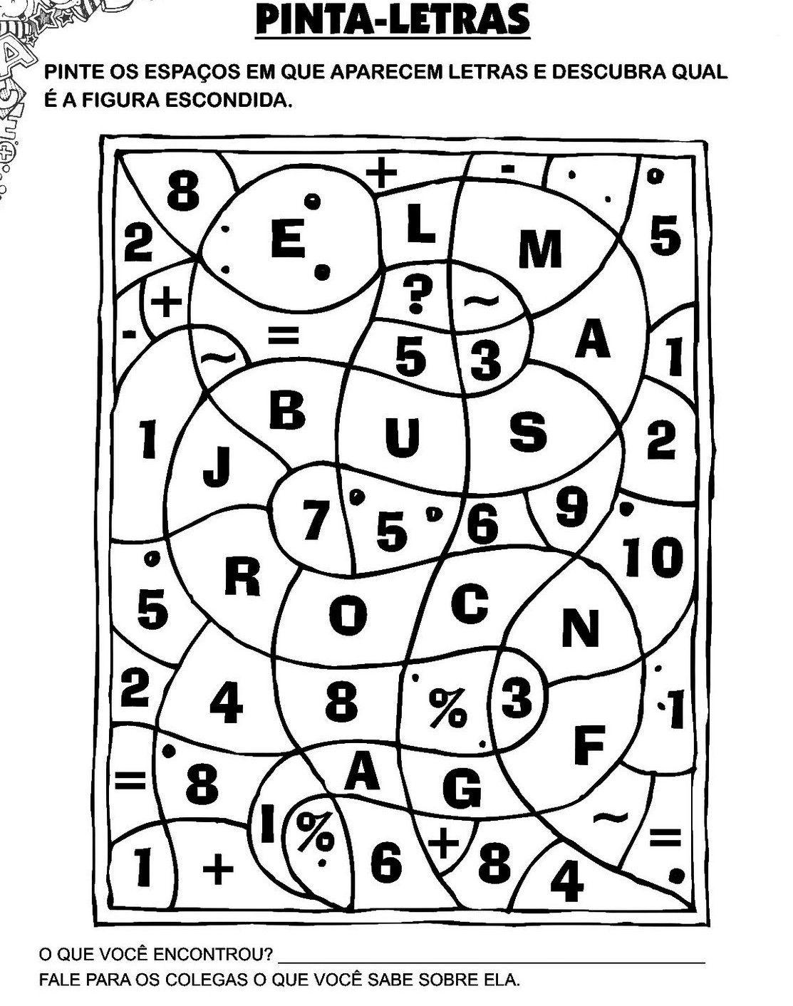abecedario para colorear con imagenes en imprenta y cursiva ...