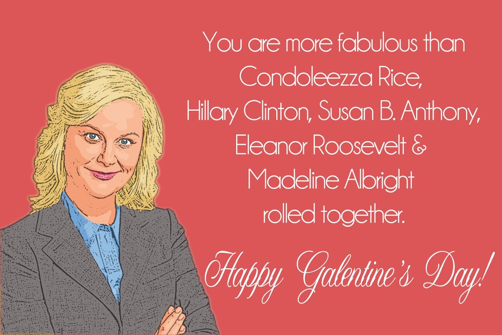 Why We Need Galentine S Day Happy Galentines Day Happy