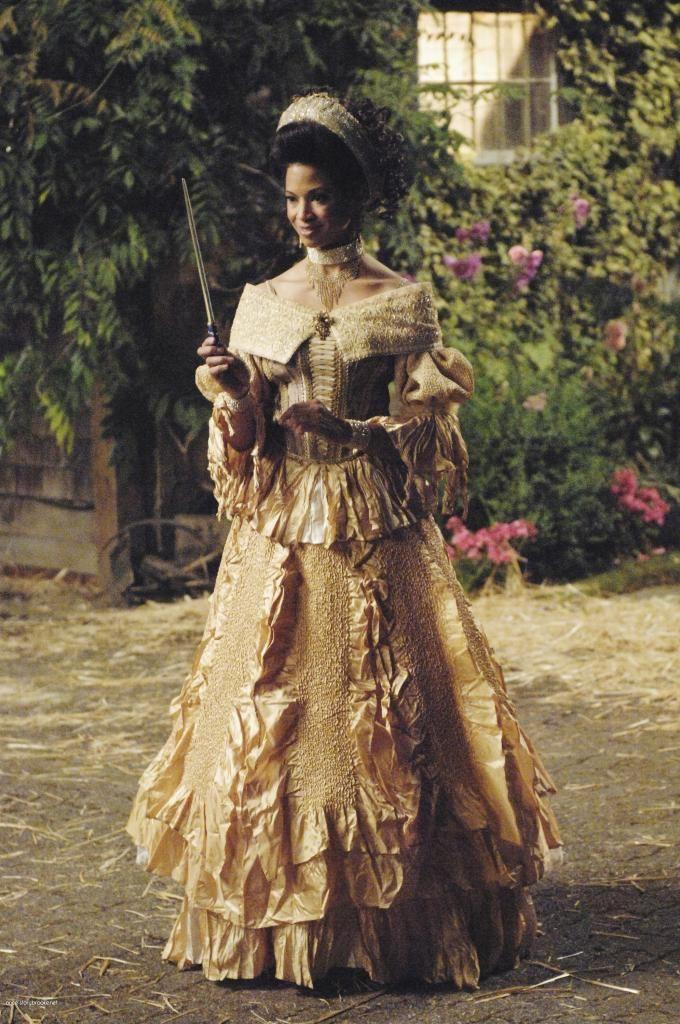 Cinderella S Fairy Godmother Once Upon A Time Fada Madrinha Vestido Medieval Fantasias