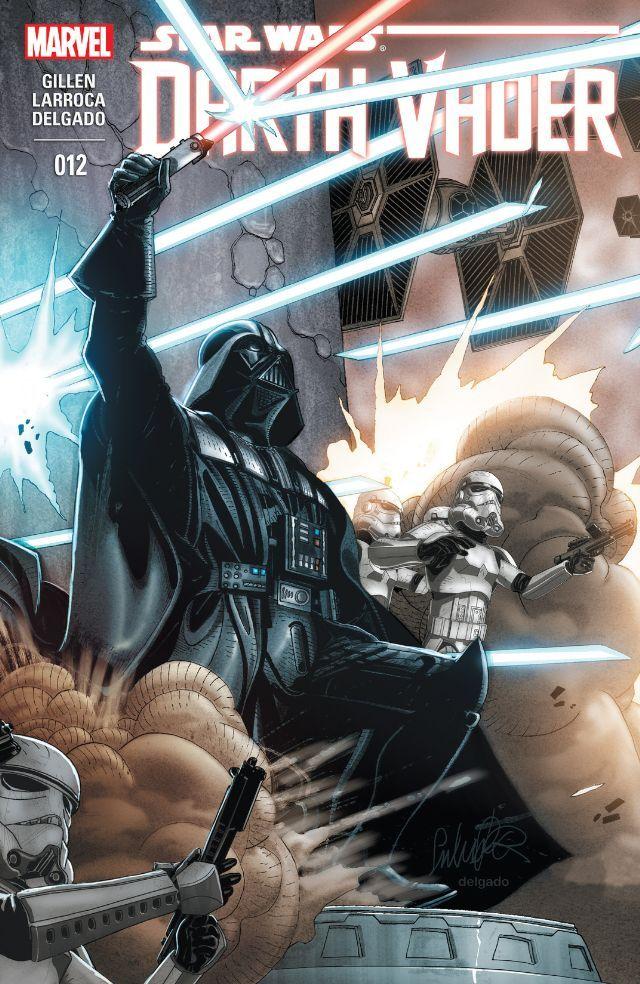 Darth Vader 2015 2016 12 Comics By Comixology Star Wars Poster Star Wars Artwork Star Wars Art