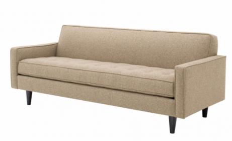 Remington Apt. Size Sofa CHOICE OF FABRICS | Fishbowl Office ...