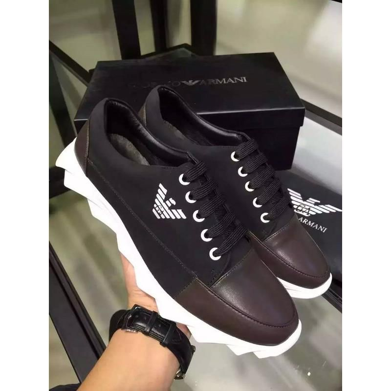 4298f0eed7f8 Armani Mens Causal Shoes