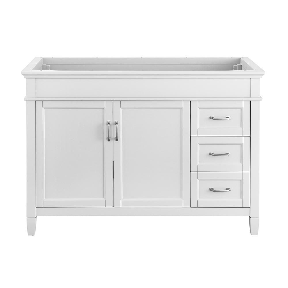 Home Decorators Collection Ashburn 48 In W X 21 75 In D Vanity
