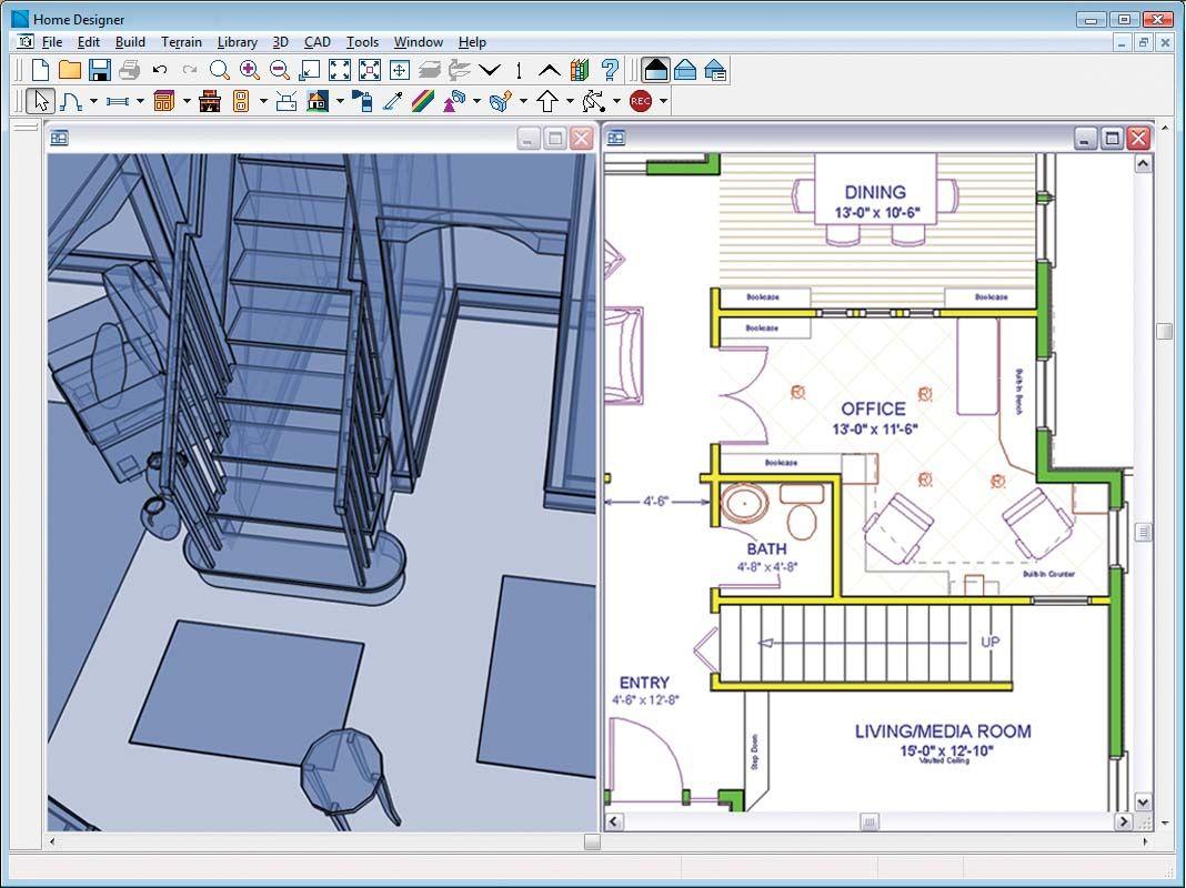 Chief Architect Home Designer - Interior Design and Decorating ...