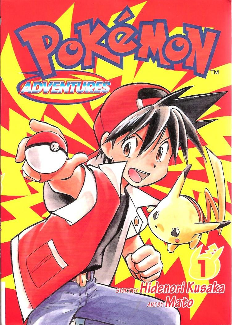 pokespe Pokémon Adventures Photo 9575643 Fanpop Pokemon