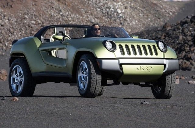 Electric Future For Off Road Vehicles Gallery 2 Jeep Renegade