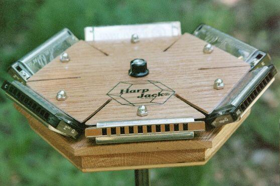 Homemade celtic harp   Homemade musical instruments, Diy ...   Diy Harmonica Stand