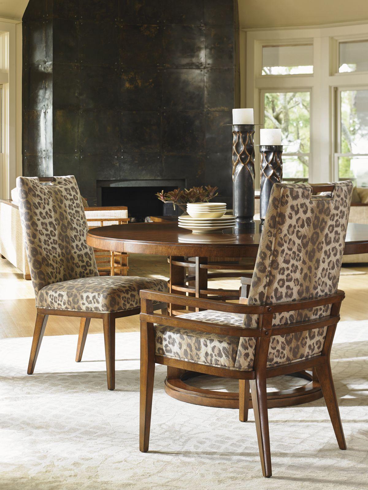 Design500667 Leopard Print Dining Chairs Design540267 Animal . - Animal Print Dining Room Chairs ~ Ktvb.us