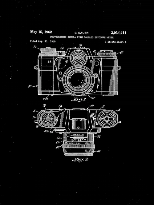 Free Vintage Patent Designs Make For Great Wall Art Graphics