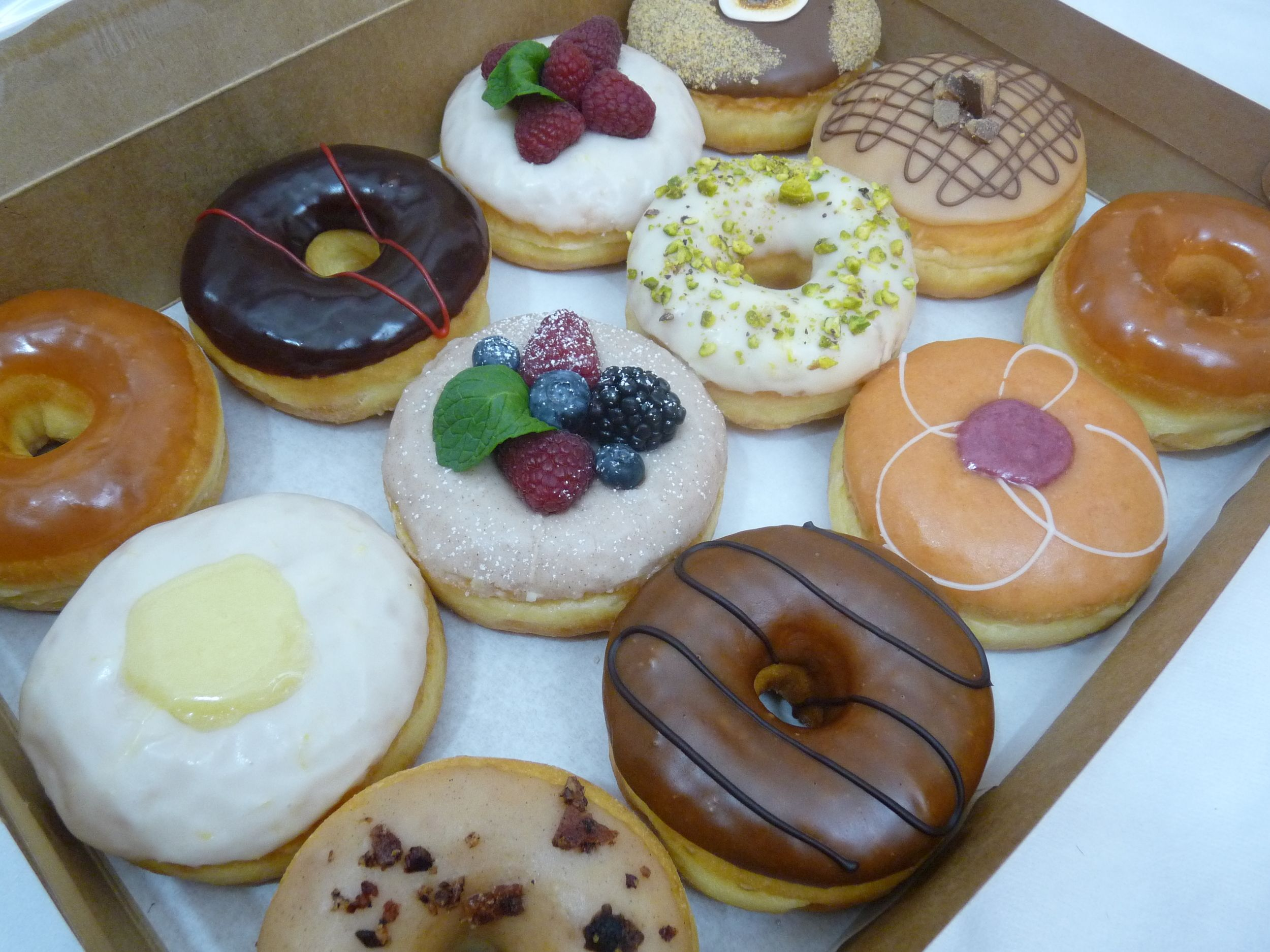The Donut Snob Los Angeles School Pinterest Donut Snob