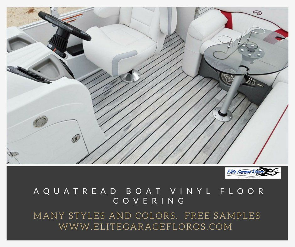 Aquatread Marine Floor Covering Made In Usa Comes In Many Styles And Colors Marine Flooring Flooring Marine