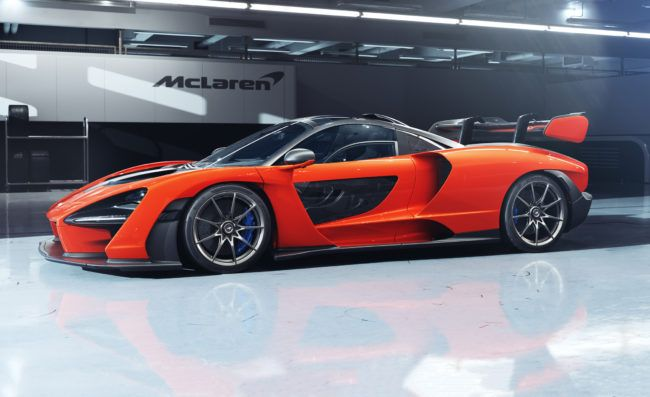 The British Sports Car Manufacturer Has Introduced A New Model - Sports cars manufacturers