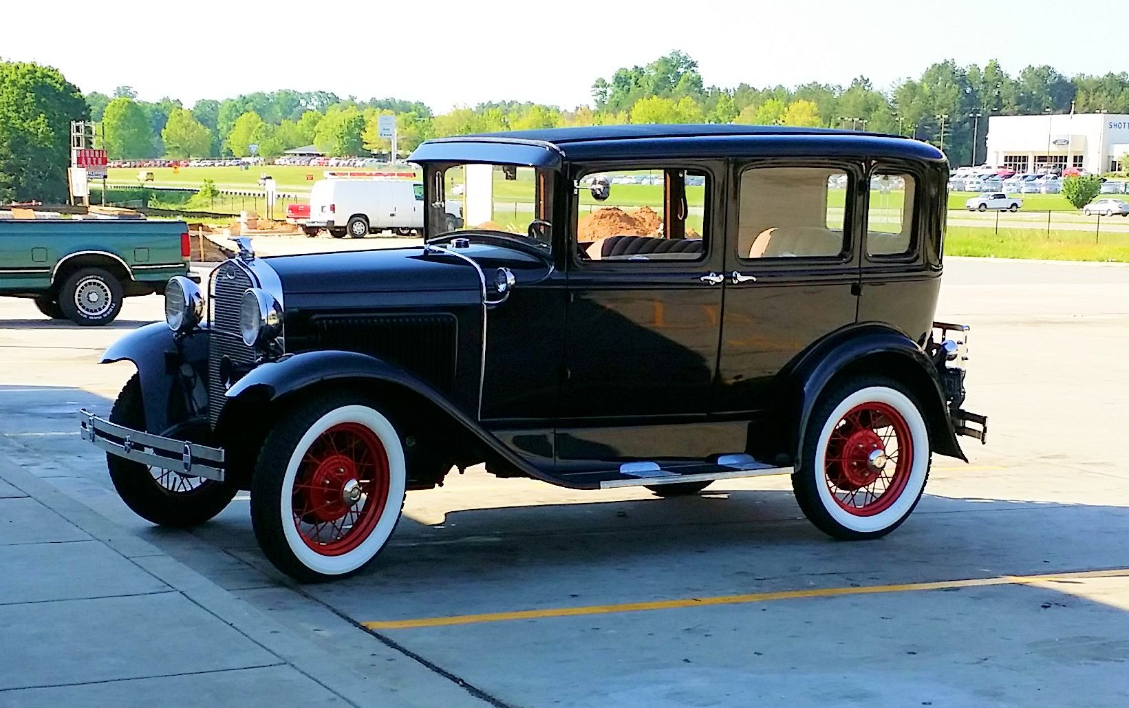 Restored model T Ford near Jasper GA. | Old Cars & Motorcycles ...