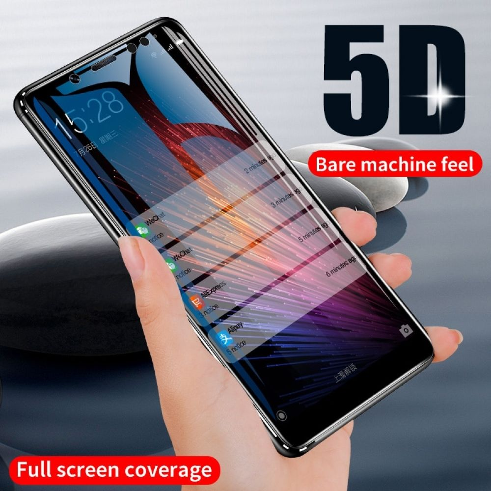 Znp 5d Screen Protector Tempered Glass For Xiaomi Redmi Note 5 5a 7 Redmi 4x 5a 6a Protective Glass For Redmi 5 Plus 6 Pro Film Phone Screen Protector Screen Protector Xiaomi