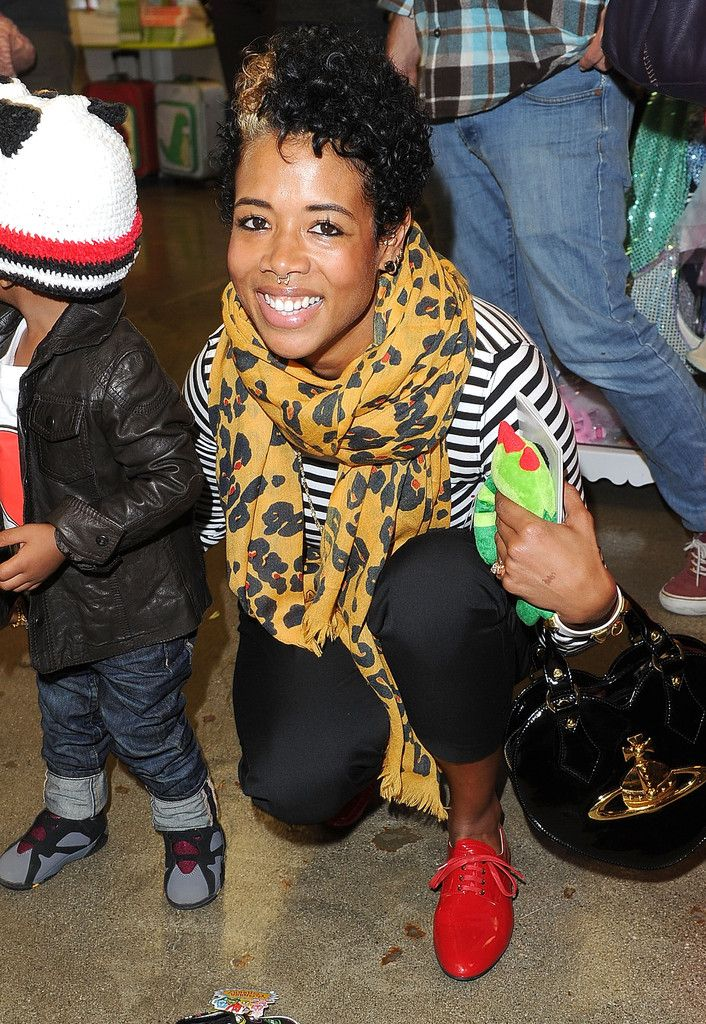 c97d2bbc0a09ad Kelis Photos Photos  Vans x Yo Gabba Gabba! Shoe Launch At Kitson ...
