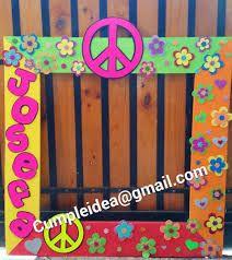 Resultado De Imagen Para Decoracion Fiesta Hippie Fiesta Hippie - Decoracion-hippie-fiesta