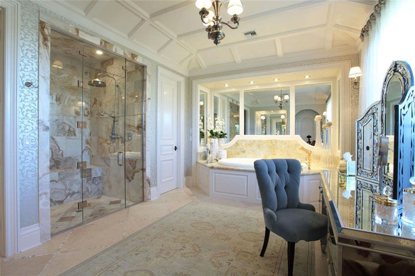 63 Luxury Walk In Showers (Design Ideas)   Bathroom Designs ...