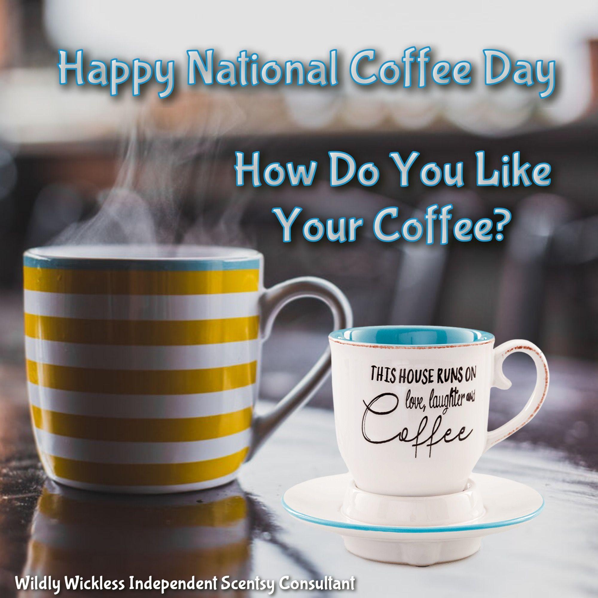 Happy National Coffee Day! holdthecreamandsugar