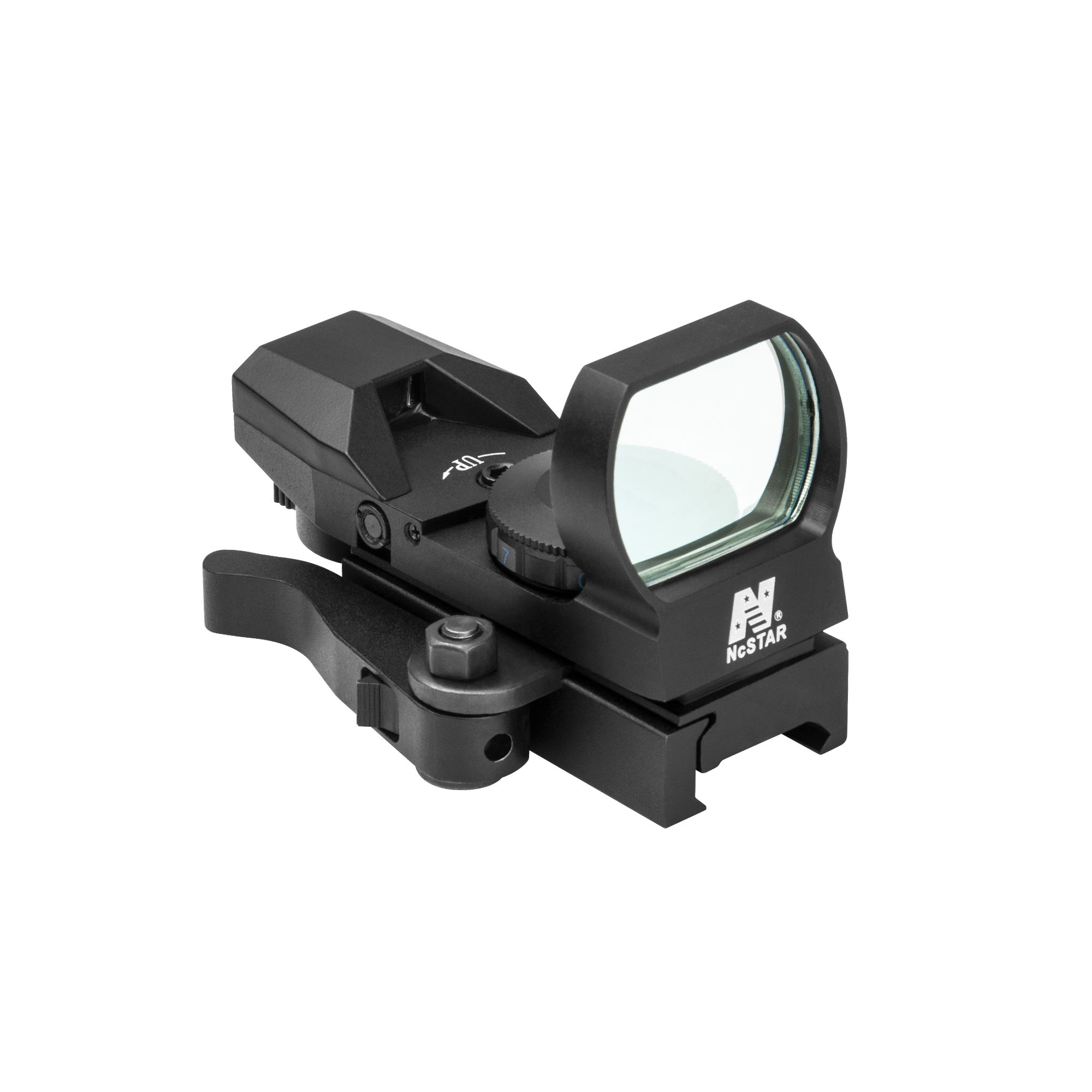 NcStar Rogue Reflex St/blue Reticles/qr Mnt/blk