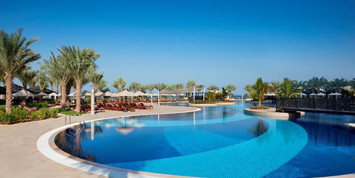 A Little Peace And Quiet At Waldorf Astoria Ras Al Khaimah S Outdoor Pool Is A Pleasant Way To