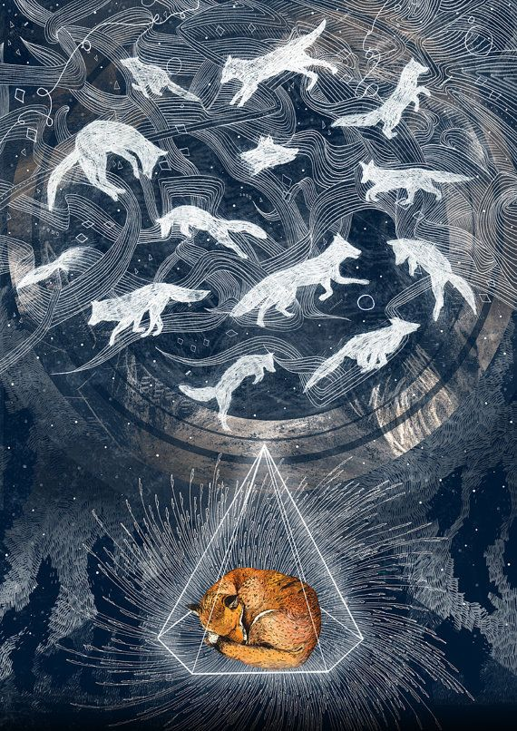 Ghosts // A5 print | Pinterest | Sandra dieckmann, Illustrators and ...