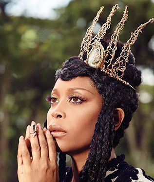 """""""The wise woman knows instinctually that in order to truly realize herself she must be still,"""" writes ESSENCE cover girl Erykah Badu. """"She realizes that the ultimate human JOY we seek can only be found in the full acceptance of who we really are and not in the avatars we've created to define ourselves."""""""
