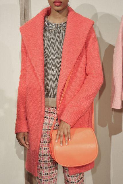 Lindo abrigo, lindo bolso
