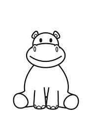 Hipopotamo Dibujo Buscar Con Google Hipopotamos Dibujo