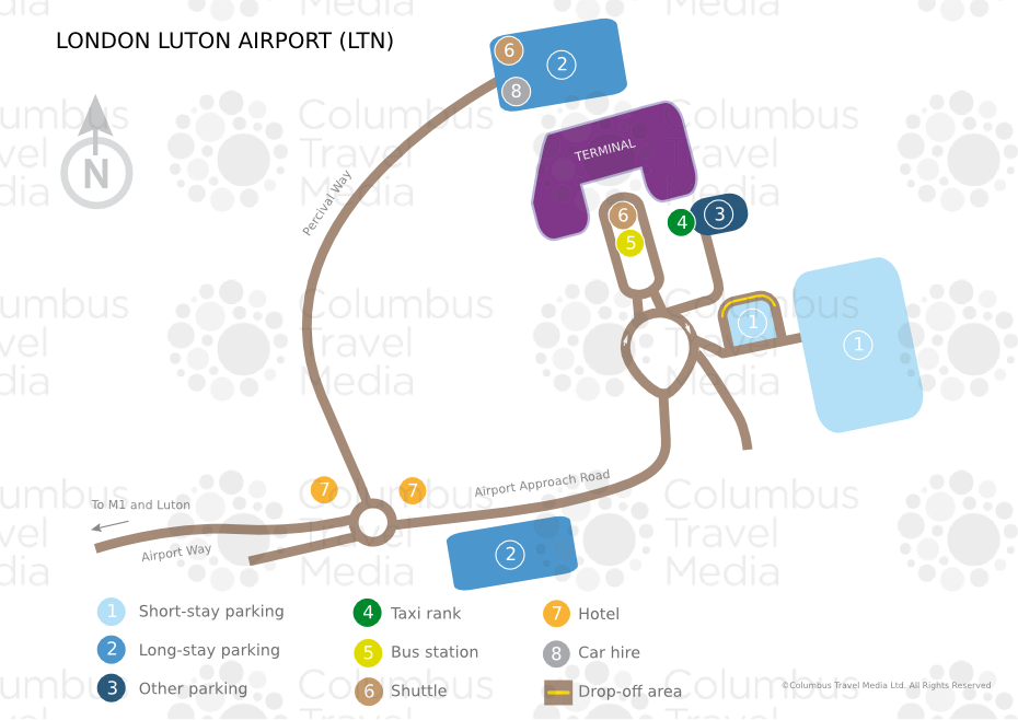 How To Get From London Luton Airport To London City