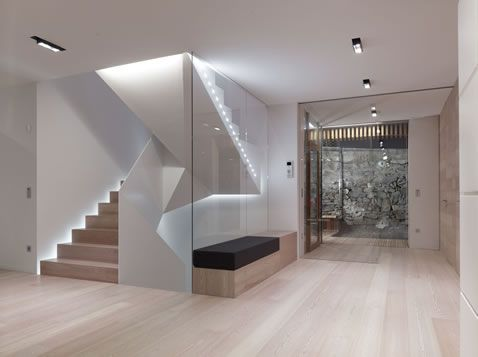 arredamento interni trento interior design stairs